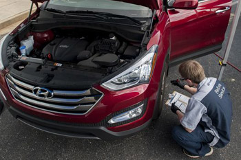 Portland's best Mobile car inspection service